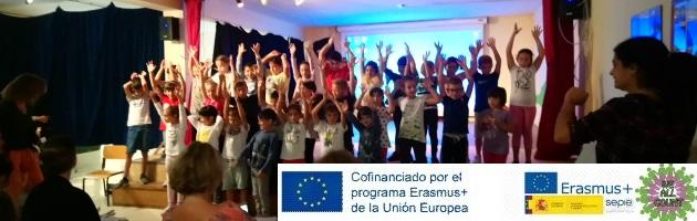 'Primer encuentro transaccional' del proyecto Erasmus +'We All Count'